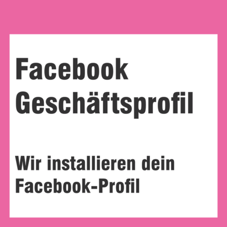 Set up your Facebook profile
