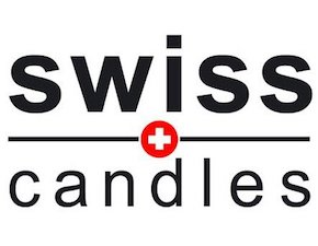 Shopping Basel, Beste Shops Basel, Kerzen, Kerze, Logo, Swiss Candles
