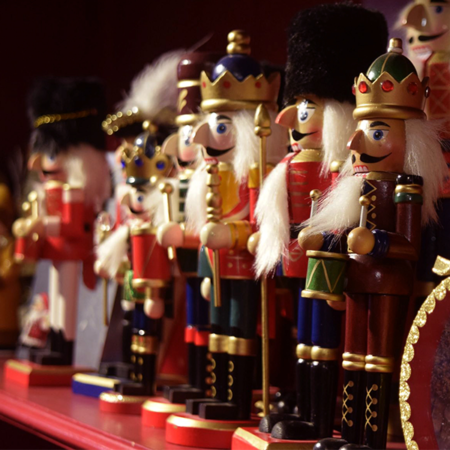 Shopping Basel, Best Shops Basel, Nutcrackers, Nutcracker, Christmas, Johann Wanner
