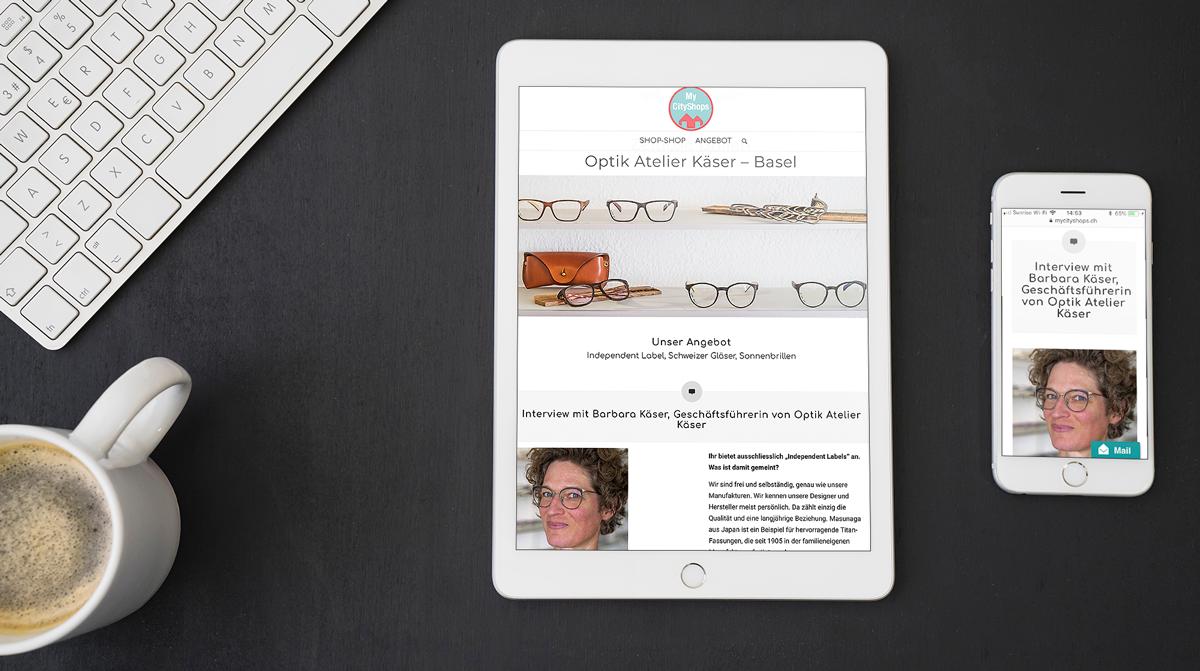 Online Werbung, Publireportagen, Mediendaten