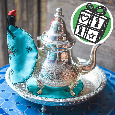 Gifts Ideas, gift tips, Basel, Gifts Basel, Souvenirs, Gifts, present, presents, shopping, Jug, Teapot, pot, handmade, Morocco