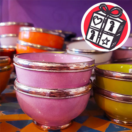 Gifts Ideas, gift tips, Basel, Gifts Basel, Souvenirs, Gifts, present, presents, shopping, Bowl, Ceramic bowl, Crockery, handmade, Morocco