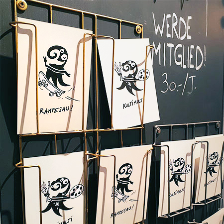 Shopping Basel, Beste Shops Basel, Coffeeshop, Kaffee, Souvenirs, Fähri-Lade, Ferry Tales, Karten, Postkarten