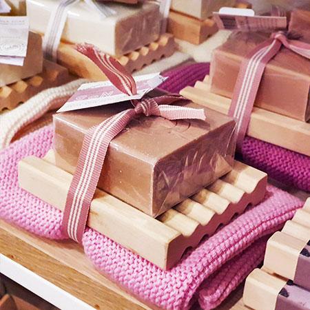 Shopping Basel, Beste Shops Basel, Souvenirs, Geschenke, Wunder-Laden, Seife