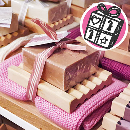 Gifts Ideas, Basel, gift tips, Gifts Basel, Souvenirs, Gifts, present, presents, Wunder-Laden, soap, cosmetics, handmade