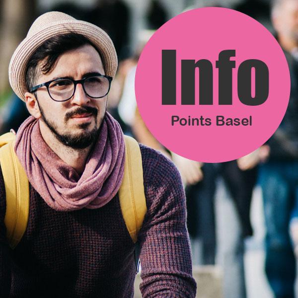 Info Points Basel