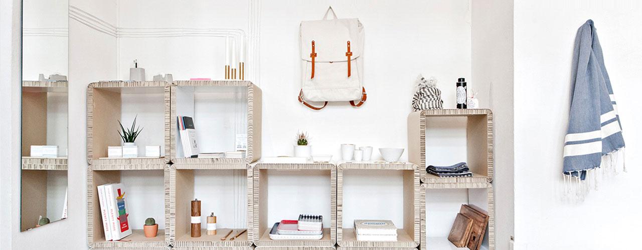 Shopping Basel, Beste Shops Basel, Concept Store, Mode, fashion, fair, nachhaltig, brands, labels, Regal, Marinsel