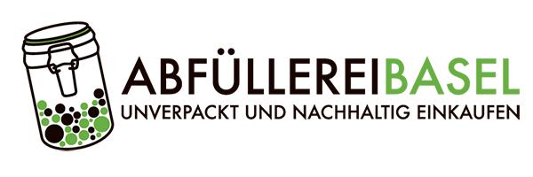 Shopping Basel, Beste Shops Basel, unverpackt, einkaufen, nachhaltig, Zero Waste, Recycling, Logo, Abfüllerei, Abfüllerei Basel