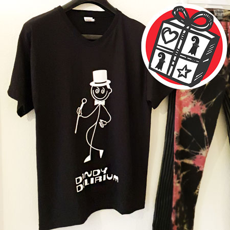 Gift Ideas, Gift tips, Gifts Basel, Basel, t-shirts, dandy, dandy delirium