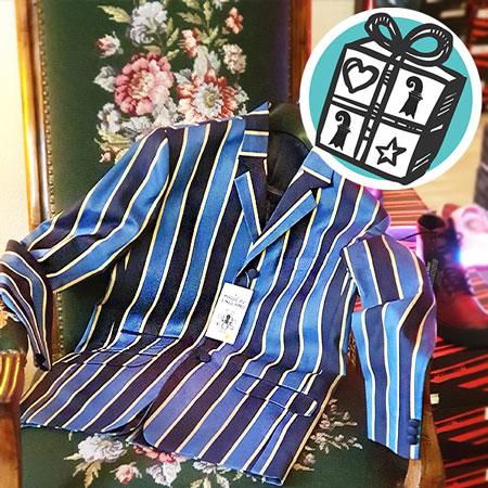 Geschenke Ideen, Geschenke Tipps, Geschenke Basel, Basel, Herren blazer, Madcap England, dandy delirium